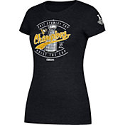 CCM Women's 2017 NHL Stanley Cup Champions Pittsburgh Penguins Hoist It T-Shirt