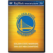 2017 NBA Finals Champions Golden State Warriors Blu-ray and DVD