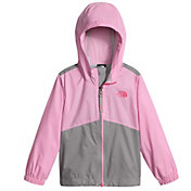 The North Face Toddler Girls' Flurry Wind Hooded Jacket