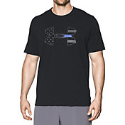Under Armour Men's Police Thin Blue Line T-Shirt