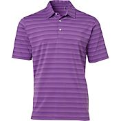 Walter Hagen Men's Ombre Stripe Golf Polo