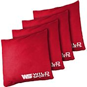 Wild Sports XL 4-Pack Replacement Bean Bags