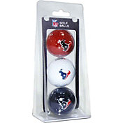 Team Golf Houston Texans Golf Balls – 3 Pack