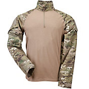 5.11 Tactical Men's MultiCam TDU Rapid Assault Long Sleeve Shirt