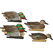 Avian-X Topflight Green Winged Teal Duck Decoy – 6 Pack