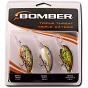 Bomber Triple Threat Crankbait Kit