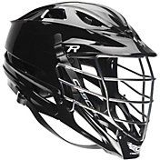 Cascade Men's R Lacrosse Helmet with Chrome Facemask