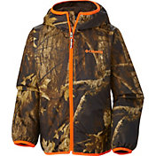 Columbia Boys' Pixel Grabber Wind Jacket