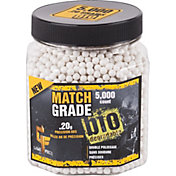 Crosman Biodegradable .20G Airsoft BBs - 5000 Count