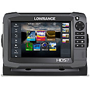 Lowrance HDS-7 Gen3 Fish Finder/Chartplotter Combo
