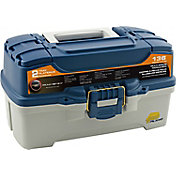 Ready2Fish 136-Piece 2-Tray Tackle Box