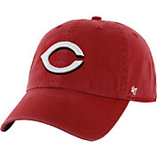 '47 Men's Cincinnati Reds Clean Up Red Adjustable Hat