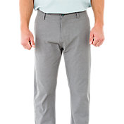 LINKSOUL Men's Linen Boardwalker Performance Golf Pants