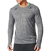 adidas Men's 2016 Boston Marathon Supernova Long Sleeve Running Shirt