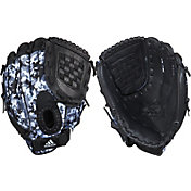 adidas 11' Youth Digi Camo Triple Stripe Series Glove