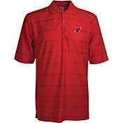 Antigua Men's Arizona Cardinals Red Tone Polo