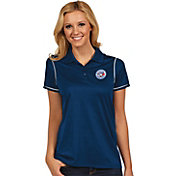 Antigua Women's Toronto Blue Jays Icon Royal Performance Polo