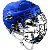 Bauer Senior 5100 Ice Hockey Helmet Combo