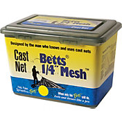 Betts 1/4'' Mesh Cast Net