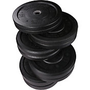 Body Solid 260 lb. Premium Bumper Plate Set