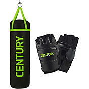 Century Youth MMA Bag and Gloves Combo