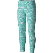 Columbia Girls' Glacial Printed Fleece Leggings