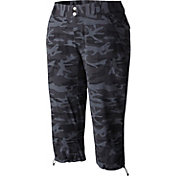 Columbia Women's Saturday Trail Camo Knee Capris