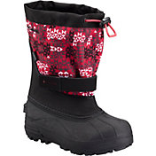 Columbia Kids' Powderbug Plus II Waterproof 200g Winter Boots
