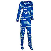 Concepts Sport Women's Kentucky Wildcats Blue Onesie