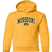 Old Varsity Brand Youth Missouri Tigers Gold Layer Hoodie