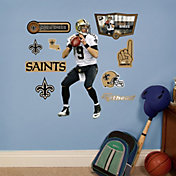 Fathead New Orleans Saints Drew Brees Fathead Jr.