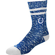 For Bare Feet Indianapolis Colts Alpine Socks