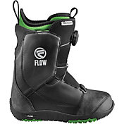 Flow Youth Micron BOA 2016-2017 Snowboard Boots