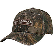Field & Stream Men's Applique Patch Camo Hat