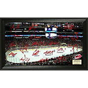 Highland Mint Carolina Hurricanes Signature Rink Framed Photo