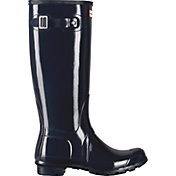 Hunter Boots Women's Original Tall Gloss Rain Boots