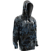 Huk Men's Performance Full Kryptek Hoodie