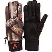 Huntworth Men's Unlined Shooter's Gloves
