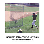 Jugs 7' Quick-Snap Square Sock-Net Screen Replacement Net