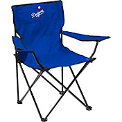 Los Angeles Dodgers Team-Colored Canvas Chair