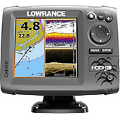Lowrance Hook-5 GPS Fish Finder (000-12656-001)