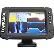 Lowrance Elite-7 Ti Fish Finder/Chartplotter Combo with Mid/High/TotalScan