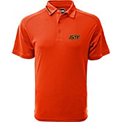 Levelwear Men's Oklahoma State Cowboys Orange Tactical Polo