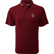 Levelwear Men's Stanford Cardinal Cardinal Tactical Polo