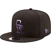 New Era Men's Colorado Rockies 9Fifty Color Dim Adjustable Hat