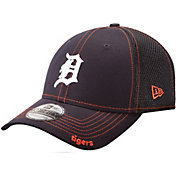 New Era Men's Detroit Tigers 39Thirty Neo Navy Stretch Fit Hat