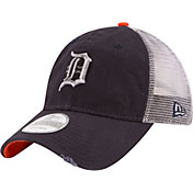 New Era Men's Detroit Tigers 9Twenty Rustic Navy Adjustable Hat