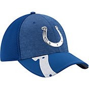 New Era Men's Indianapolis Colts 2017 NFL Draft 39Thirty Adjustable Blue Hat