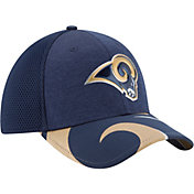 New Era Men's Los Angeles Rams 2017 NFL Draft 39Thirty Adjustable Navy Hat