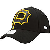 New Era Women's Pittsburgh Pirates 9Forty Glitter Glam Adjustable Hat